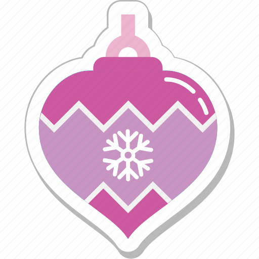 bauble, bauble ball, christmas, decorations, ornaments icon