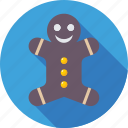 food, gingerbread, bakery, cookie, ginger man