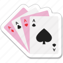 blackjack card, heart, game, casino, poker card
