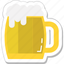 beer pint, pint glass, beer stein, beer mug, beer tankard