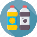 beverage, drink, fruit juice, juice, juice bottles icon