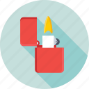 fire lighter, flame, flame lighter, ignite, lighter icon