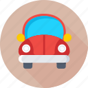 auto, car, travel, vehicle, wedding car icon