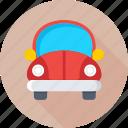 auto, car, travel, vehicle, wedding car icon