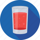 beverage, drink, glass, juice, soft drink icon