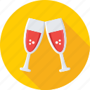 alcohol, champagne, cheers, toasting, wine glass