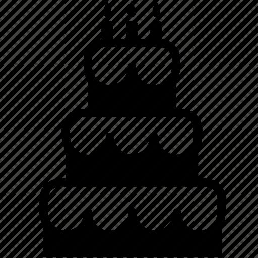 Birthday, cake, celebration, party icon - Download on Iconfinder