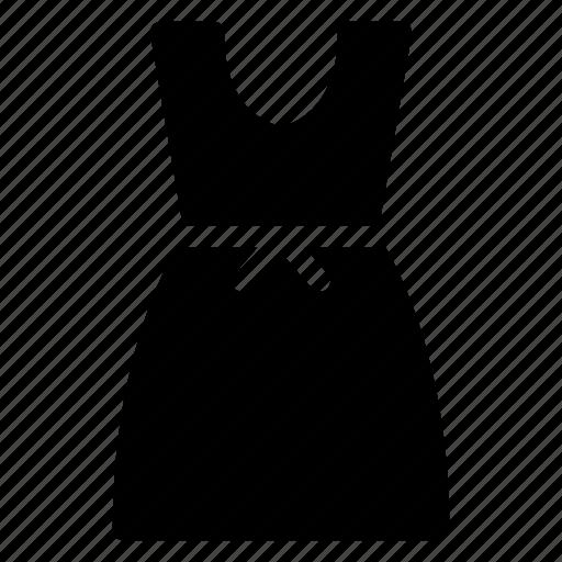 clothes, dress, female, wear icon