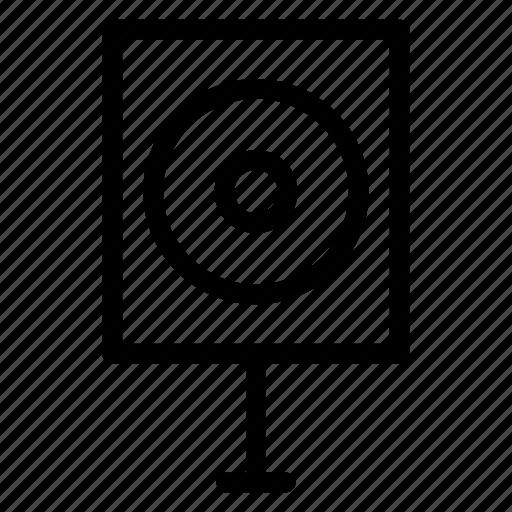 loud, multimeda, music, speaker icon