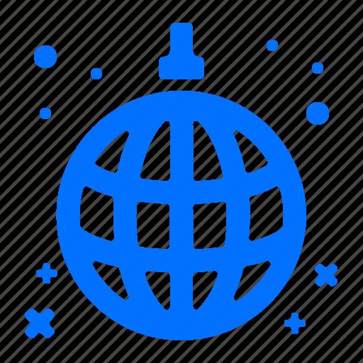 ball, disco, event, party icon
