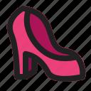 female, footwear, glamour, high heels, shoe, style, women