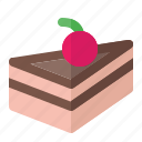 bakery, birthday, cake, cream, dessert, food, sweet icon