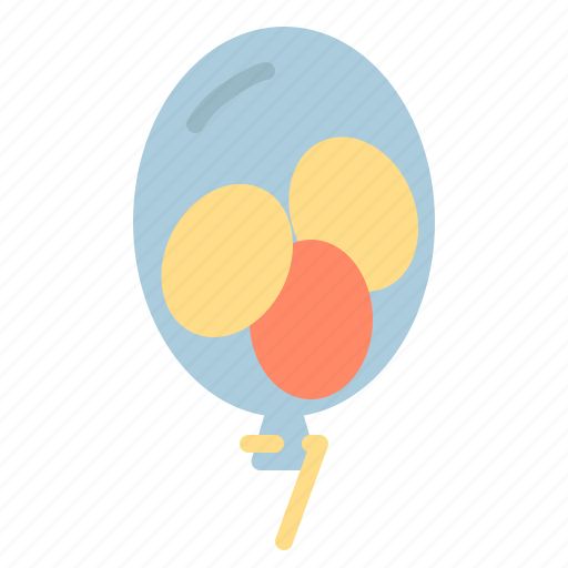 Balloons, celebration, disco, party icon - Download on Iconfinder
