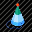 party, hat, birthday, celebration