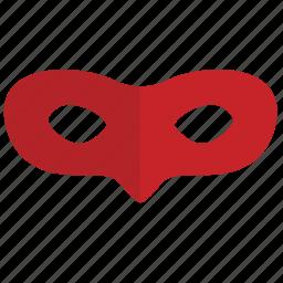 carnaval, casanova, mask, party icon