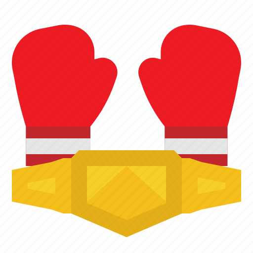 boxing, fight, punch icon