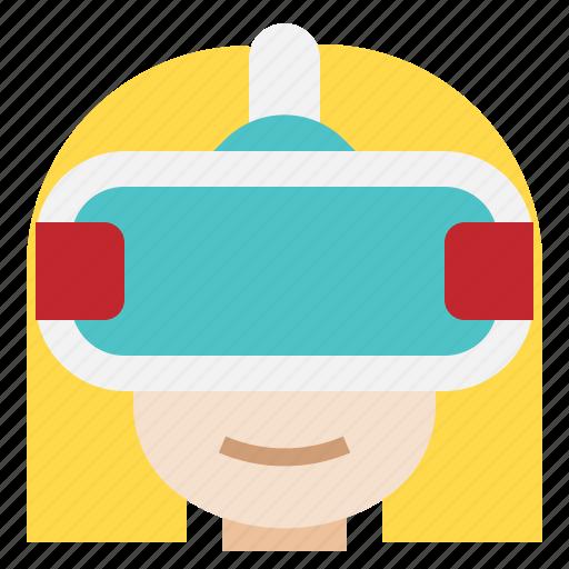 cardboard, virtualreality, vr icon