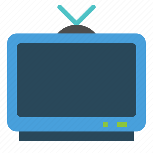 Retro, television, tv icon - Download on Iconfinder