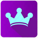 app, crown, king, queen