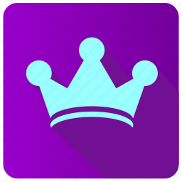 app, crown, king, queen icon