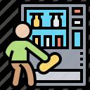 automatics, drinks, machines, selling, vending