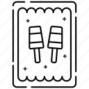 food logo, food stamp, restaurant monogram, stamp, sticker