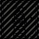 bahamas label, bahamas stamp, postage stamp, state monogram, sticker