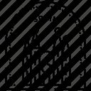 city logo, landmark spain, passport stamp, stamp, travel to spain
