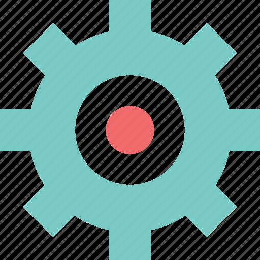clock, cogwheel, gear, set icon