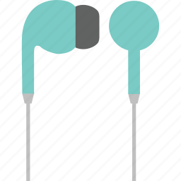 computer, earphones, mobile, music, smart phone icon