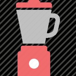 blender, cook, cooking, food processor, juice, kitchen, liquidizer icon