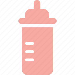 baby food, care, dry milk, infant, milk powder, nursing bottle, weaning food icon