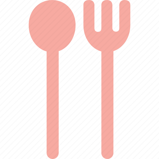 baby food, eat, food, fork, meal, restaurant, spoon icon