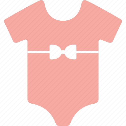 care, clothes, dress, girl, infant, ribbon, wear icon