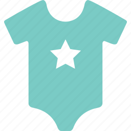 boy, care, clothes, dress, infant, star, wear icon