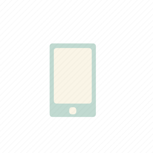business, pastel, smart phone icon