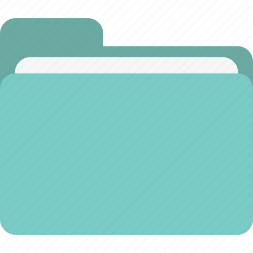 computer, file, folder, note, office, work icon