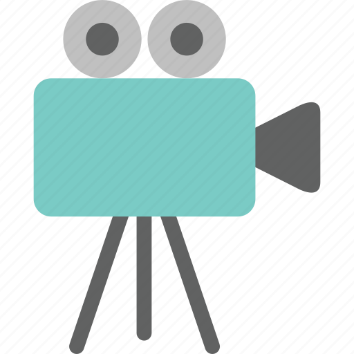 film, filming, media, movie, play, screening, video icon