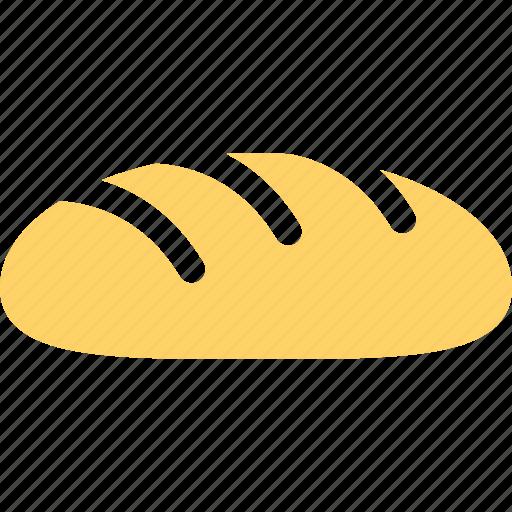 bakery, bread, breakfast, dinner, food, lunch, restaurant icon