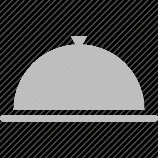 dinner, hotel, plate, restaurant, travel icon