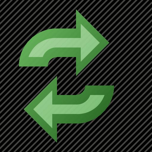 arrow, refresh, small icon