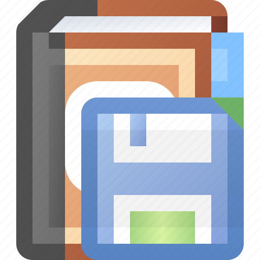 addresses, book, guardar, save icon