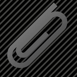 attach, attachment icon