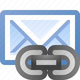 email, link icon