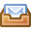 email, inbox icon
