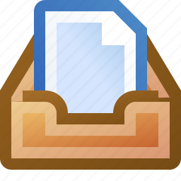 inbox, page icon