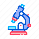 equipment, medical, microscope icon