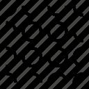 circle, pattern icon