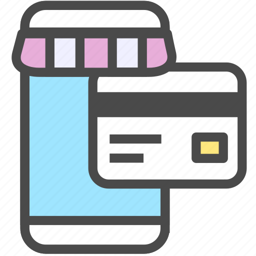 app, ecommerce, shop icon