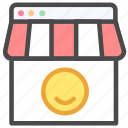 experience, shop, shopping icon